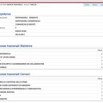 Grazie al sistema valutazione competenze è possibile mappare le competenze attese per ogni profilo