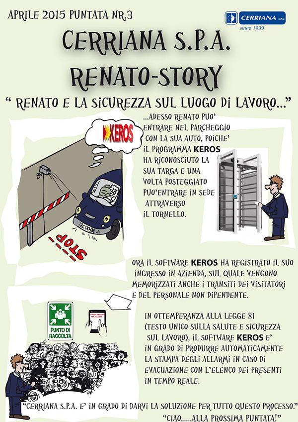 Renato-Story 3a puntata