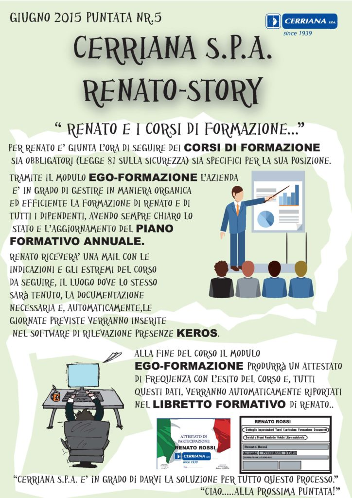 Renato Story puntata 5