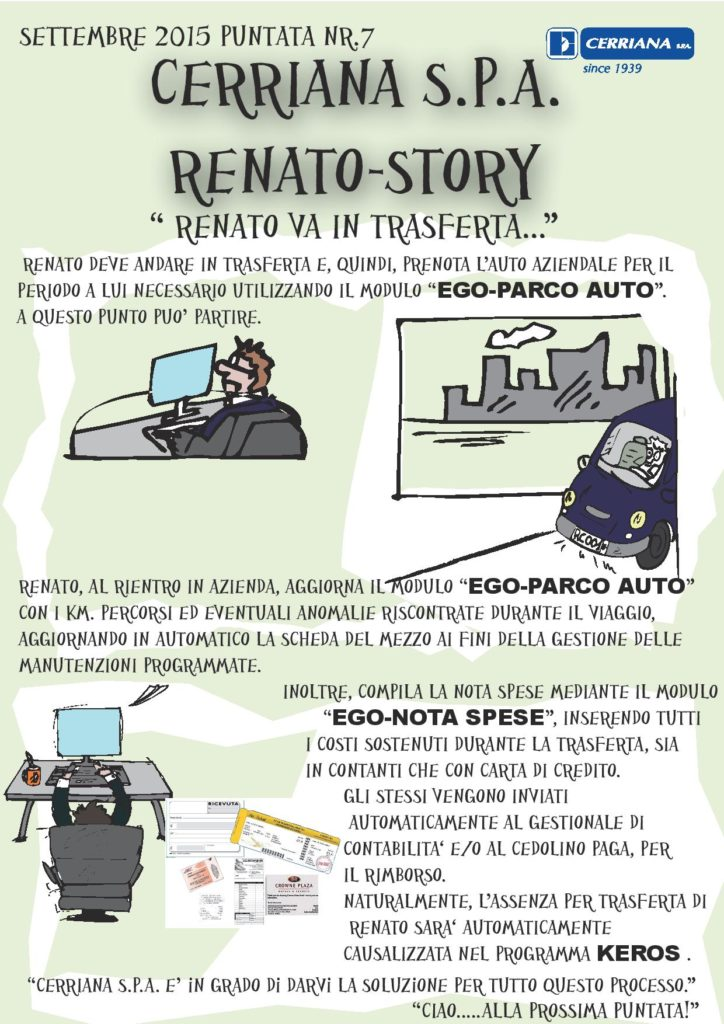 puntata nr Renato story