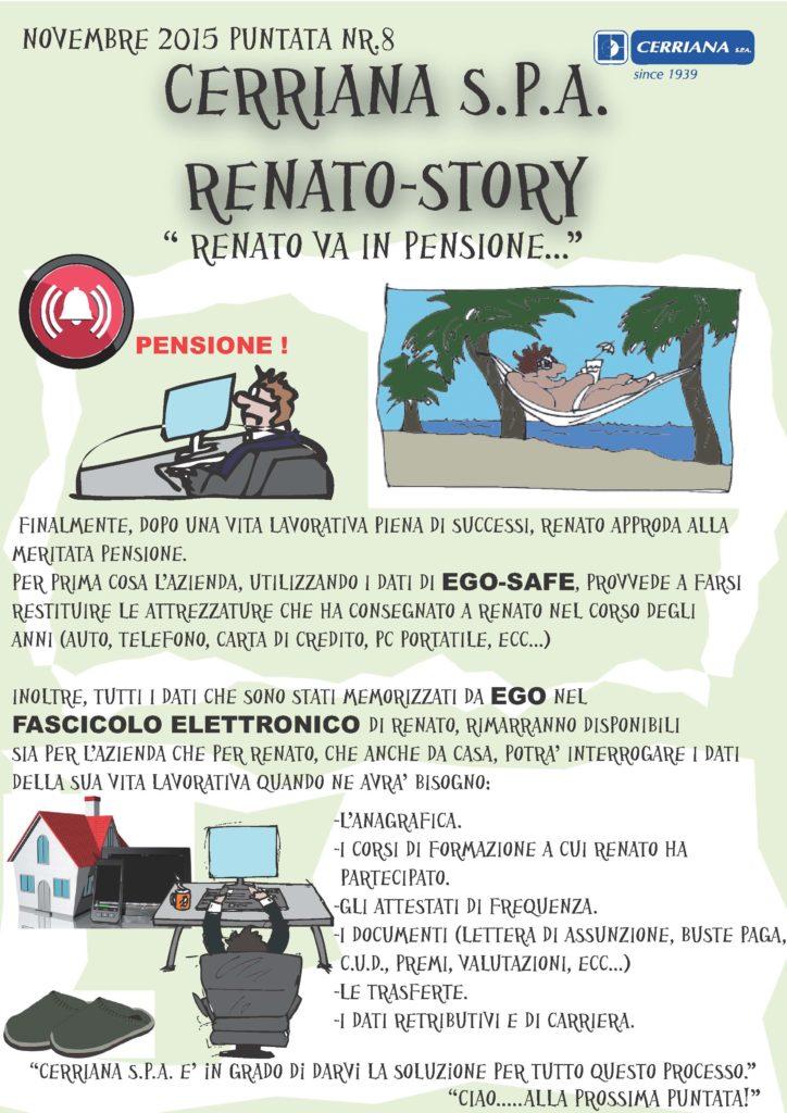 Renato Story puntata N.8