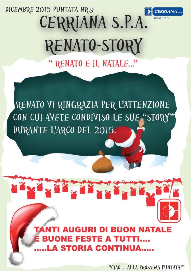 Renato Story puntata nr 9