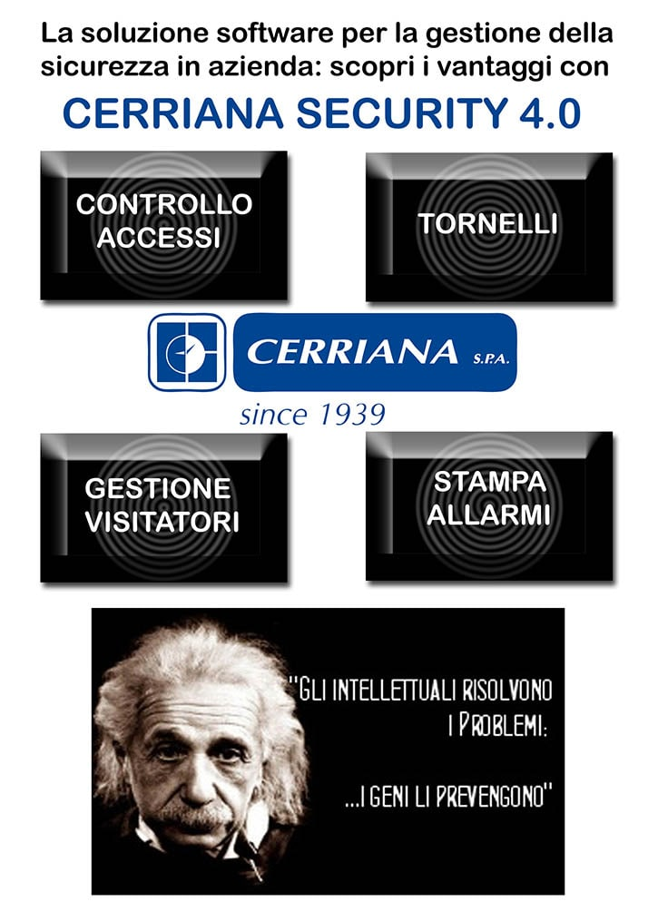 Cerriana security 4.0