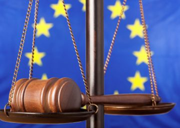 sentenza europea badge aziendale
