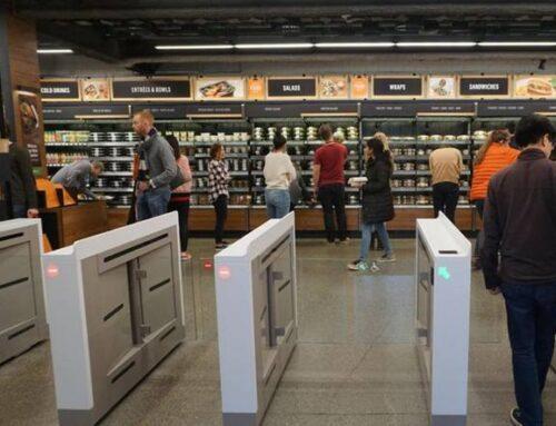 Tornelli per supermercato: Amazon e la rivoluzione della spesa