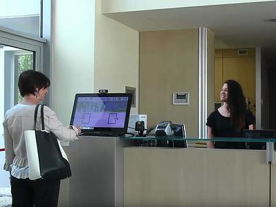 gestione visitatori in azienda