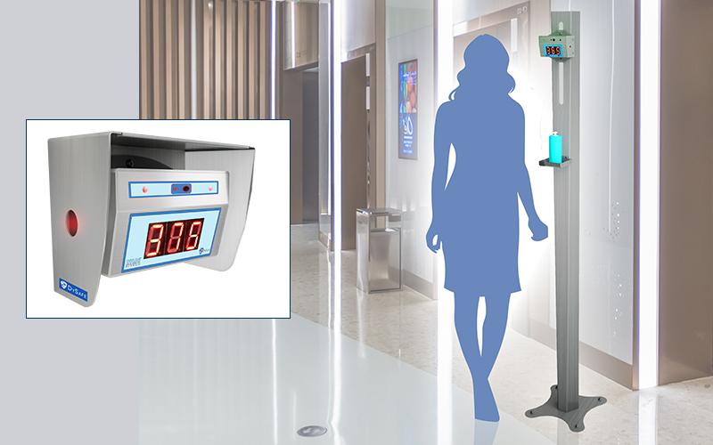 termoscanner cronos emergency light